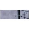 "CHROME 10"" LONG Y-BACK GRID HOOK Item No.:  21-370 Picture"