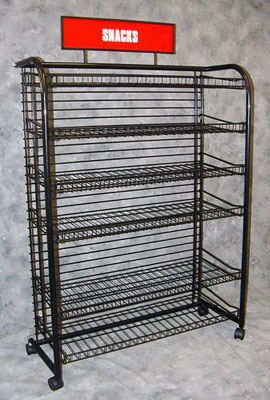 Wire Candy Racks